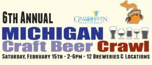 Craft Beer Crawl @ Grand Haven Main Street | Grand Haven | Michigan | United States
