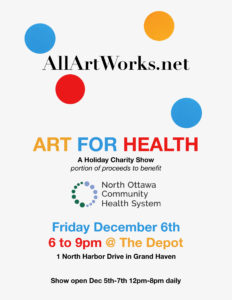 Art For Health @ Grand Trunk Depot | Grand Haven | Michigan | United States